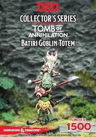 D&D Collector's Series: Tomb of Annihilation – Batiri Goblin Totem